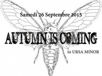 Tisiphone - Concert à Ursa Minor - Saint Étienne